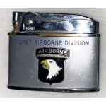 Vietnam Era 101st Airborne Division Fort Campbell Cigarette Lighter
