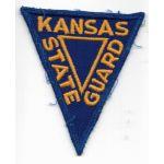 WWII Kansas State Guard Patch
