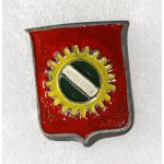 WWII - Occupation 134th Armored Ordnance Battalion Theatre Made DI