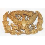 1840's-1850's US Militia Cap Badge