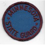 WWII Minnesota State Guard Patch