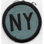 WWII  New York State Guard Patch