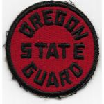 WWII  Oregon State Guard Patch