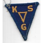WWII Kansas State Guard Cap Patch
