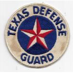 WWII Texas State Guard Patch