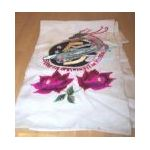 58th Fighter Bomber Wing Embroidered Pilots Scarf.