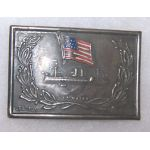 Remember The Maine Belt Buckle