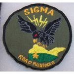 Project Sigma Thai Made Pocket Patch Vietnam