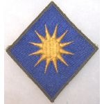 ASMIC WWII OD Bordered 40th Division Patch