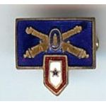 Coast Artillery  Son In Service Pin