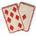 71st Coast Artillery Patch