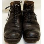 WWII Or Earlier Japanese Naval Landing Force Low Quarter Boots