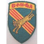 Vietnam B-Mi-Ga Mobile Guerilla Force Thai Made Pocket Patch