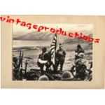 WWII Japanese Propaganda Photo Of Aleutian Islands Victory