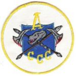Vietnam A Company Command Control Central Exploitation Force Pocket Patch