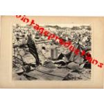 WWII Japanese Propaganda Photo Of Fall Of Philippines.