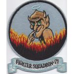 Late 1940's - 50's VF-71 Squadron Patch
