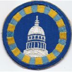 ASMIC WWII Army Air Forces Headquarters Command Bolling Field Patch