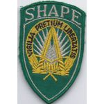 SHAPE Theatre Made Patch