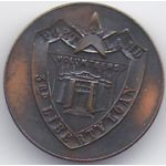 Portland Oregon Fifth Liberty Loan Volunteer Badge
