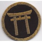 Ryukus Command Bullion Patch
