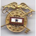 Quartermaster Corps Son In Service Pin