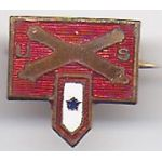 Artillery Son In Service Pin