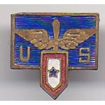 Aviation Son In Service Pin