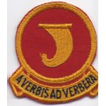 1950's- 1960's 1st Division Artillery Pocket Patch