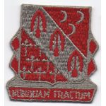 1950's- 1960's 7th Artillery Pocket Patch