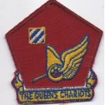 1950's- 1960's 35th Transportation Battalion Pocket Patch