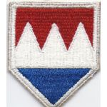 157th Regimental Combat Team Patch