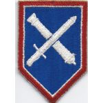 75th Regimental Combat Team Patch