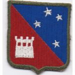25th Regimental Combat Team Patch