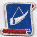 182nd Regimental Combat Team Patch