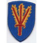 166th Regimental Combat Team Patch