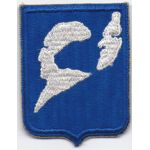 196th Regimental Combat Team Patch