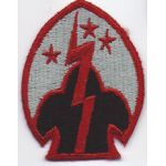 107th Regimental Combat Team Patch