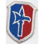 178th Regimental Combat Team Patch