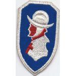295th Regimental Combat Team Patch
