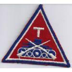 ASMIC WWII 125th Infantry Tank Company Patch