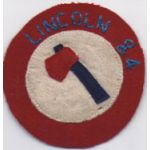 84th Lincoln Division Patch