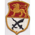 WWII 15th Cavalry Regiment Patch