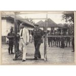 WWII Japanese Propaganda Photo Of Captured Dutch Ambassador To Indonesia