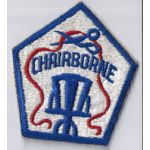 Chairborne Novelty  Pocket Patch