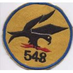 548th Fighter Squadron Patch SVN ARVN